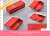 2015 luxury Fancy Handmade Wine box / luxury paper wine packaging cardboard rigid box with fitment insert