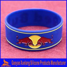 free sample cusom logo silicone bracelets silicone rubber bracelet wristbands