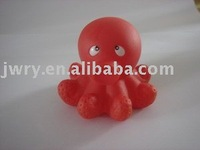 20ML SCENTED OCTOPUS RUBBER RUBBER BATH GEL