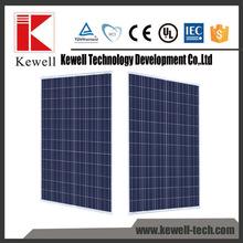 New sun power energy fabric Amorphous polycrystalline Trina 300w solar panel