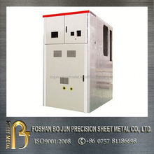 custom metal cable enclosure box fabrication made in china