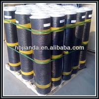 SBS modified asphalt waterproof membrane with green mineral granules NO.94