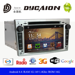 For Opel gps Radio player/car dvd with bluetooth fm CANBUS/2 din 7 inch car dvd player for opel andirod system
