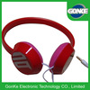 cheap music headphone/cheap fashionable headphone cheap overhead headphones