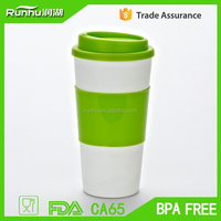 Sublimation Thermo Mug with Lid Food Grade for Coffee Drinking RH121-16