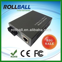 High quality factory dual mode fiber media converter