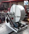 Alta capacidad del ventilador del soplador de la caldera industrial tiro forzado