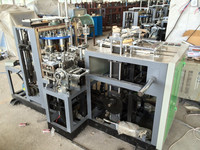 ice cream cup / disposable cup making machine Korea