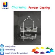 IKEA customized semi gloss white powder coating spray paint for furnishing
