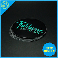 High Quality Label Permanent/Removable/Waterproof guitar body decal