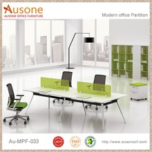 Customized commercial office computer desk workstation