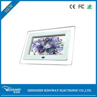 free samples super slime Portable Factory wholesale digital photo frame new led display advertising product lcd player