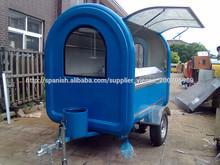 camiones cocinas móviles YS-FV300-3