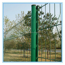 Heavy duty cheap3D curved city street wire mesh fence /wire netting(china supplier/factory)