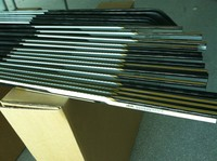 Pro OEM one-piece carbon ice hockey stick/high quality durable ice hockey stick