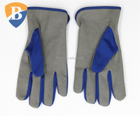2015 new Synthetic Leather work safety glove