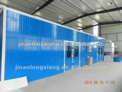 Spray Booth for Mini-bus