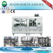 High performance complete water bottling 3 in 1 machine