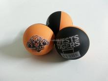 promotional sport rubber handballs,hollow bounce balls
