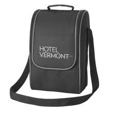 High Quality Messenger Bag With bottle holder Water Bottle Thermal Bag