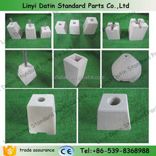 Cement blocks for construction,Landscaping base stone,concrete block prices