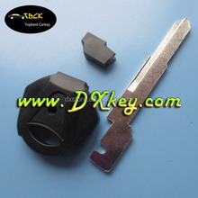 High quality motorcycles key shell for yamaha motorcycles with left blade
