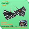 Sanyou 12V car LED turn signal light, auto LED rearview side marker light,