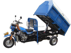 open body dumper cozy metal garbage adult tricycle collect garbage tricycle