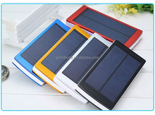 30000mAh Power Bank Dual USB Portable Solar Battery Charger For Cell Phone