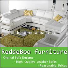 Modern Furniture, Genuine Leather Sofa, Sofa, Home Furniture 129