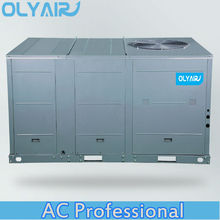 vrv system air conditioner T3 OlyAir R410a Rooftop package unit Tropical 50Hz 8.5T