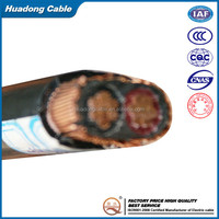 0.6/1KV NYFGBY 2*25mm2 PVC insulated copper cable