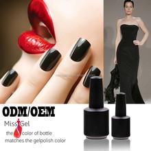 [Gratisprobe]2015yearly fashion nail use nail gel polish salon professional 444 Farben Gellack soak off color gel nail polish