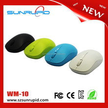 Latest Mini Computer Accessories 2.4g USB Laptop Wireless Optical Mouse