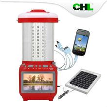 2015 Portable CHL solar led security light with night illumination