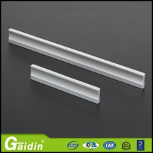 Fast production funiture aluminum lever handles made in guangdong
