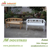 french country garden leisure chair ,wooden vintage garden bench