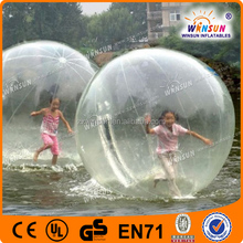 Hot sell popular Wholesale Durable inflatable water ball for kids and adult