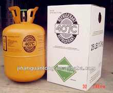 R407C Refrigerant SGS/ROSH/PONY/REACH/CE/DOT/ISO9001
