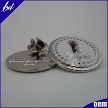 Promo item metal accessory chain hang tag Zinc alloy tag labels and tags china