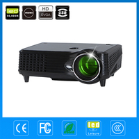 high quality&brightness projector multimedia high contrast beamer proyector,hdmi,usb,vga low cost portable led projector