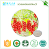 herbal products natural extract schisandra extract schisandra 25% lignans