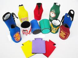 Hot Sale Promotional custom Neoprene cooler /beer bottle cooler holder/stubby holder