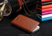 Sample Superior Quality Genuine Leather Case For Iphone 5