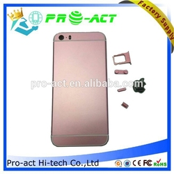 Replacement Parts For iPhone 5 Back Cover Housing Transparent