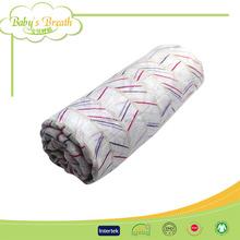 MS166 more popular design blanket for newborn baby, new design blanket