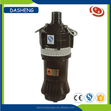 Italian 0.75 or 1.1 or 2.2 kw oil-filled submersible pump