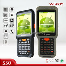 High resolution Qualcomm Quad core GSM android OS laser cheap nfc mobile phone