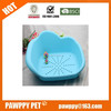 Durable plastic pet house/small dog bed/cat house