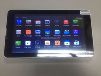 Great Asia 7 inch dual sim cheap Tablet PC with 3D games and videos China manufacturer